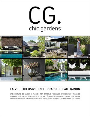 The new Chic Gardens Magazine is out now! The must have magazine for outdoor living and design.